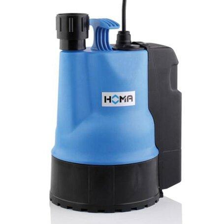 Die beste Schmutzwasserpumpe - HOMA Chromatic C239 WE2 als Testsieger