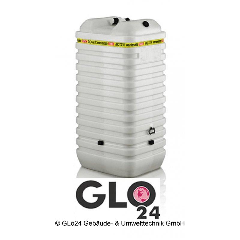 ltank rotex doppelwandig kunststoff heiz ltank watersafe ohne zubeh r 750 liter ihr. Black Bedroom Furniture Sets. Home Design Ideas