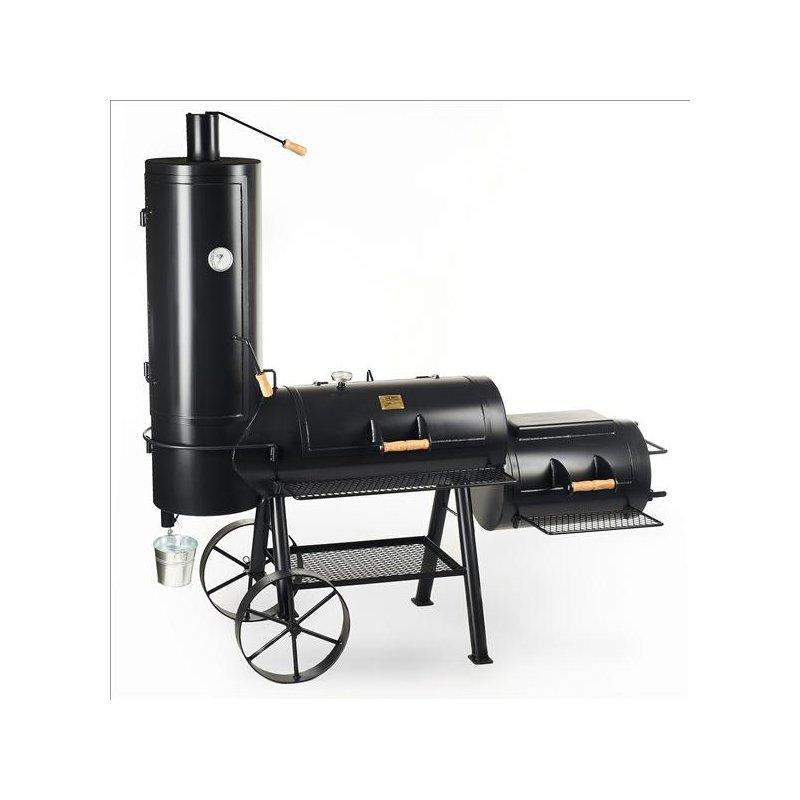 joe s joes barbeque smoker grill chuckwagon. Black Bedroom Furniture Sets. Home Design Ideas