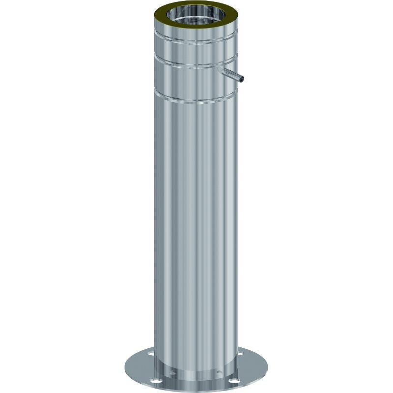 Almeva dwkompakt st tze rund m ablauf k rzbar 1000 mm dn for 1000 150