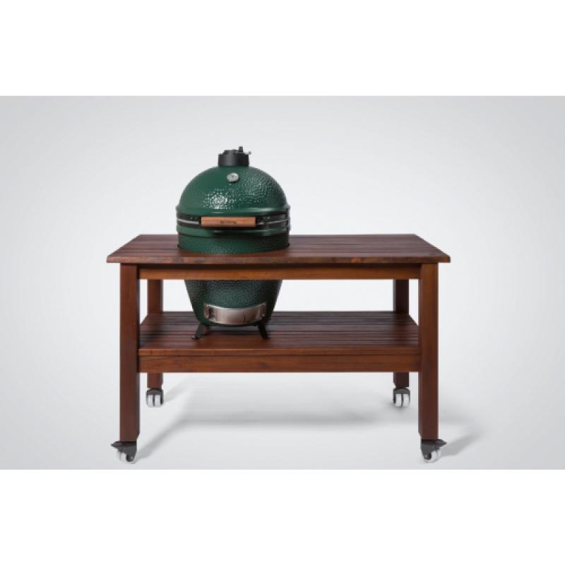 big green egg bge large egg tisch royal mahagoni. Black Bedroom Furniture Sets. Home Design Ideas