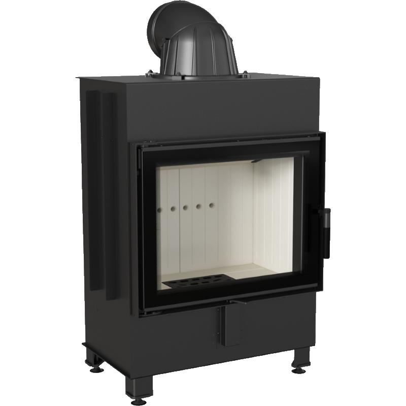 kratki kamineinsatz lucy 12 kw g nstig kaufen. Black Bedroom Furniture Sets. Home Design Ideas