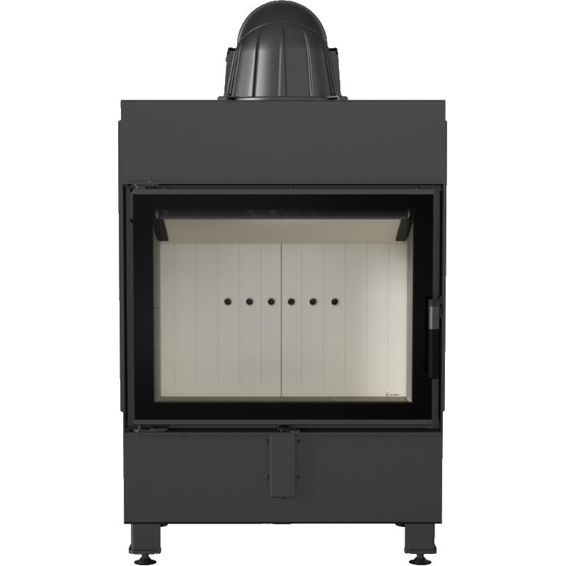 kratki kamineinsatz lucy 12 kw g nstig kaufen glo24 f r. Black Bedroom Furniture Sets. Home Design Ideas