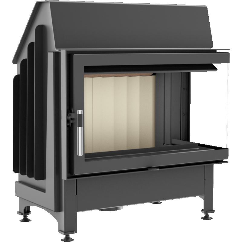 kratki kamineinsatz zibi 12 kw g nstig kaufen glo24 f r. Black Bedroom Furniture Sets. Home Design Ideas