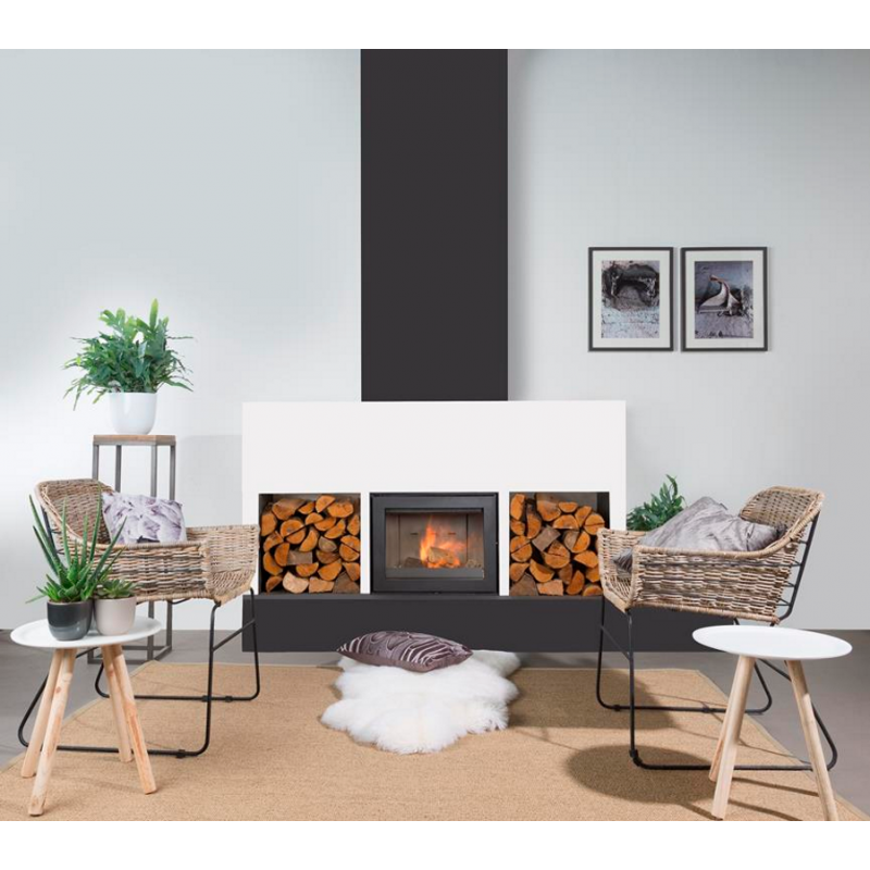 einbau kaminofen trendy best morsoe with kaminofen in wand einbauen with einbau kaminofen free. Black Bedroom Furniture Sets. Home Design Ideas