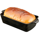 BBQ-Scout CAMP CHEF Cast Iron Bread Pan, Brotbackform