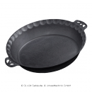 BBQ-Scout CAMP CHEF Cast Iron Pie Pan 25 cm