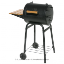 BBQ-Scout GRILL�N SMOKE Patio Classic BBQ-Grill, Modell 7420