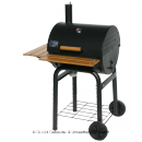 BBQ-Scout GRILL�N SMOKE Rookie Classic BBQ-Grill, Modell 7430