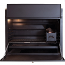 BBQ-Scout MEGAMASTER Deluxe Built-In Braai 1200 Einbauversion