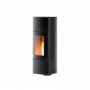 MCZ Pelletofen HALO Air Black Metal 8 kW