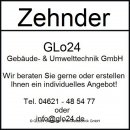 Zehnder Heizwand Plano Completto PH30/95-1300 950x190x1300 RAL 9016 AB V013 ZP161216B1CE000