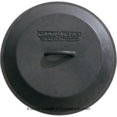 BBQ-Scout CAMP CHEF Cast Iron Deckel 36 cm