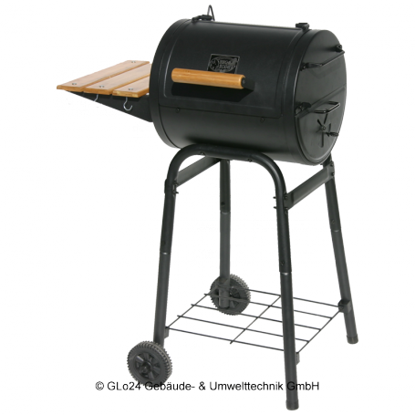 BBQ-Scout GRILL´N SMOKE Patio Classic BBQ-Grill, Modell 7420