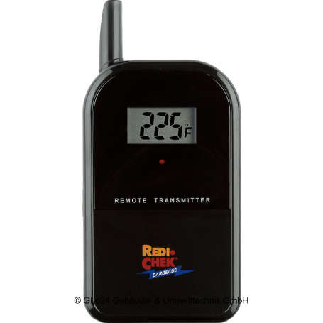 BBQ-Scout MAVERICK ET-732 Barbecue Funk-Thermometer Set, schwarz