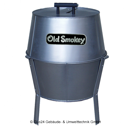 BBQ-Scout OLD SMOKEY Classic 46 cm BBQ-Grill & Smoker, Modell 9929