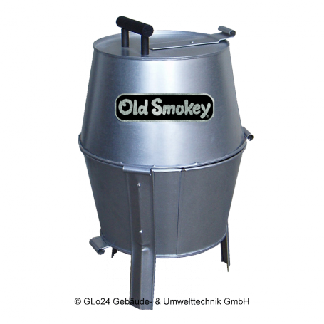 BBQ-Scout OLD SMOKEY Small 36 cm BBQ-Grill & Smoker, Modell 9928