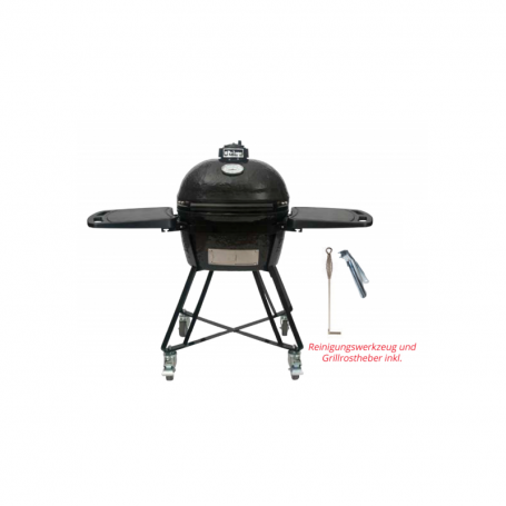 BBQ-Scout PRIMO OVAL 200 Junior All-in-One Keramik Grill