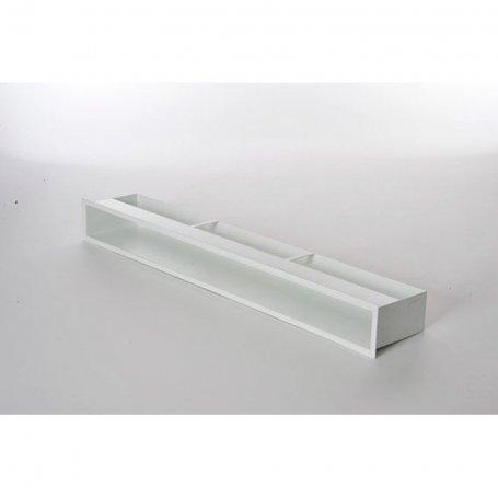Cb Tec cb tec cb luftleiste 100cm weiß günstig kaufen
