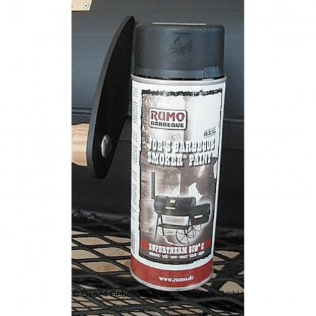 JOES Barbeque Smoker Farbspray schwarz