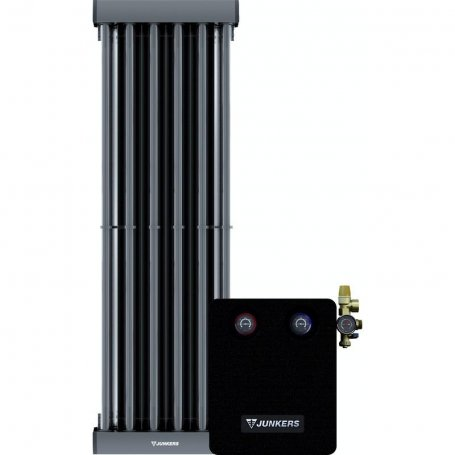 Junkers 7739610040 Solar-Systempaket JUPA VK15 8 VK120-2CPC, AGS10 TDS100-2, TWM, SBH