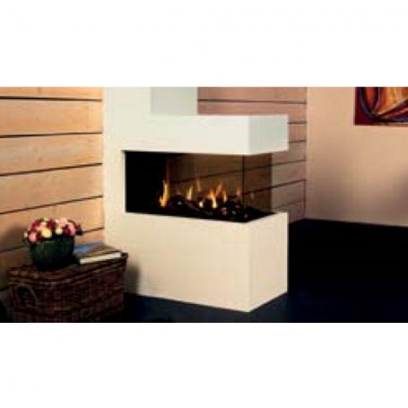 leda gas kaminofen carismo 85 us f r g20 h und g25 l kamin g nstig kaufen glo24 f r geb udetechnik. Black Bedroom Furniture Sets. Home Design Ideas