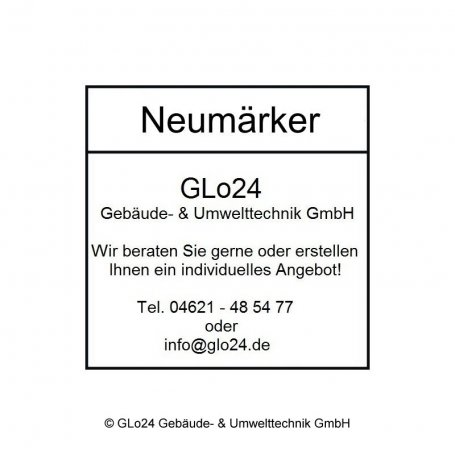 Neumärker Gas-Hockerkocher NGETL 5-50 05-30271