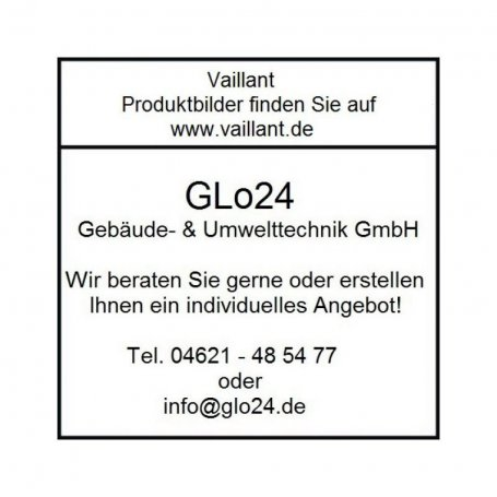 Vaillant Installations-Set für flexoTHERM 90 Gr, 35 mm 0020212716