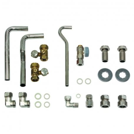 Vaillant VC-Installations-Set Austausch AP/UP, ecoTEC plus auf Junkers Z/ZR/ZSR 0020075868