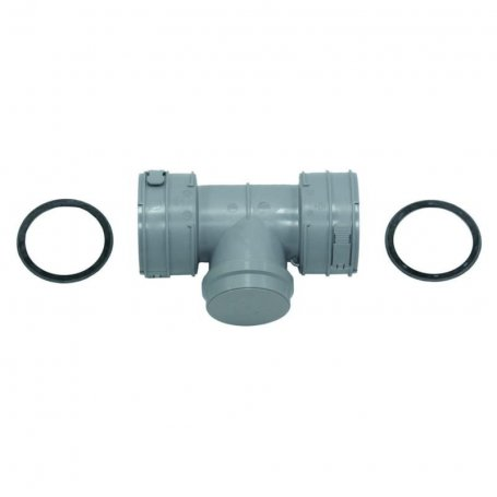 Vaillant flex, Abgas-System DN 80 PP Revisionselement 303511