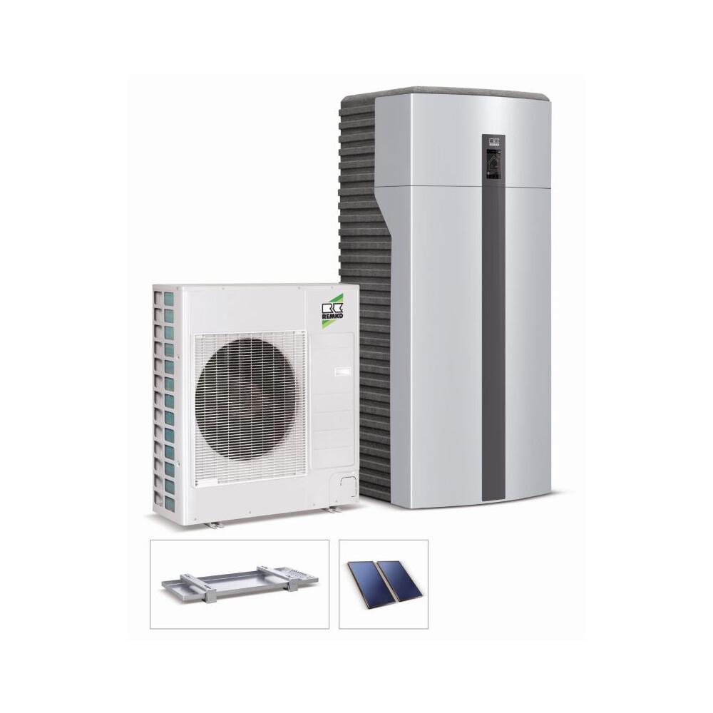 remko wp wkf 120 compact wp paket typ stuttgart solar 256230. Black Bedroom Furniture Sets. Home Design Ideas