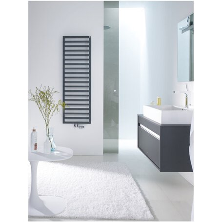 ZEHNDER Design-HK Quaro QAC-100-060 971x30x600, Chrom ZQ100160CR00000