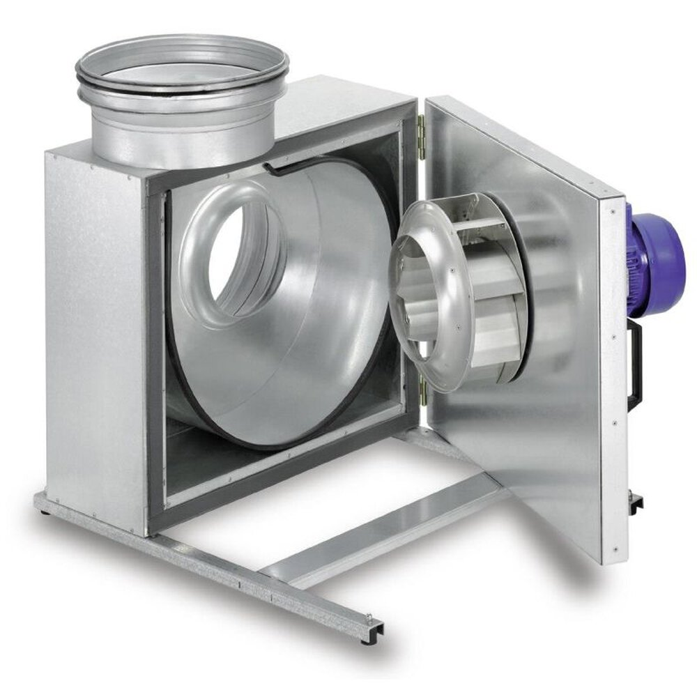 Helios Multivent-Rohrventilator MV 200 ausschwenkbar 6055