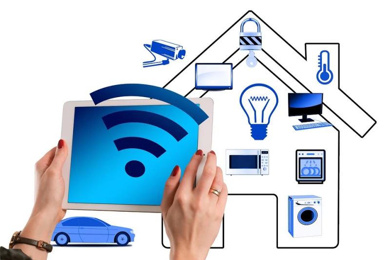 Smart Home Multimedia Steuerung Fernsteuerung Haussteuerung Modern Kabellos